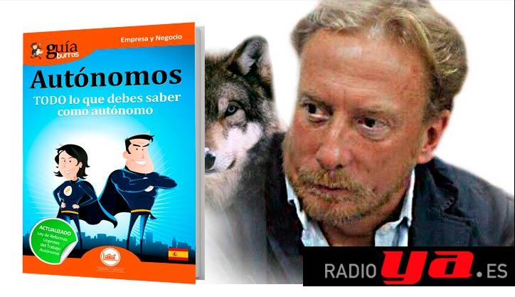Borja Pascual presenta el libro en «La Boca del Lobo» de RadioYA