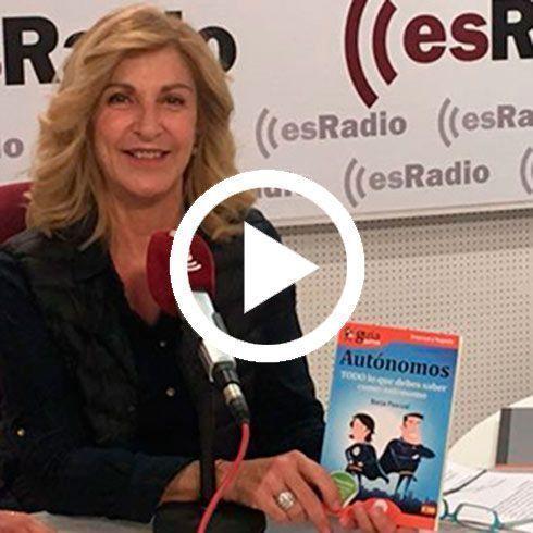 «Economía para todos» de esRadio se hace eco del GuíaBurros para autónomos