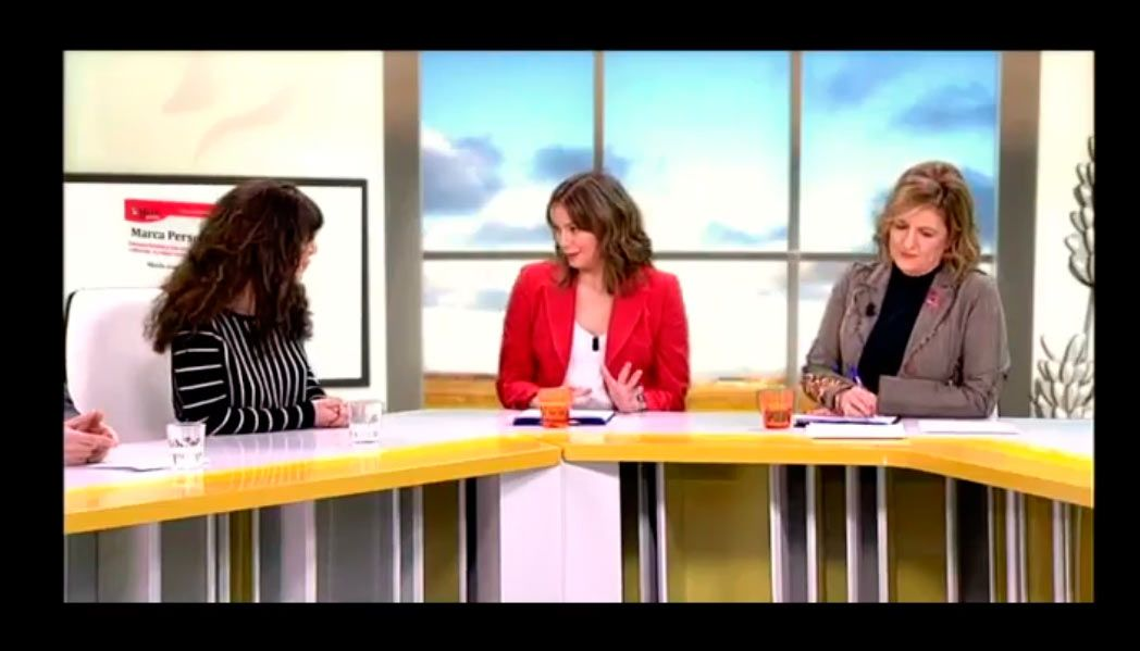 GuíaBurros Marca Personal en Déjate de Historias TV