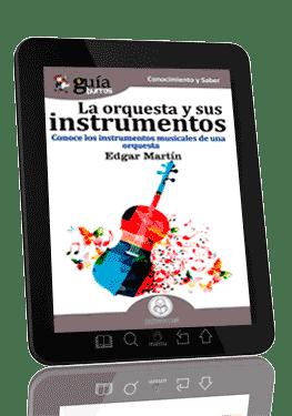 GuiaBurros: La orquesta y sus instrumentos-ebook