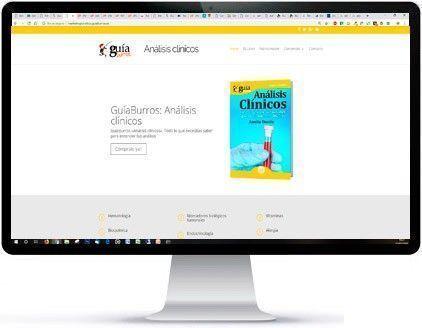 GuíaBurros Análisis clínicos
