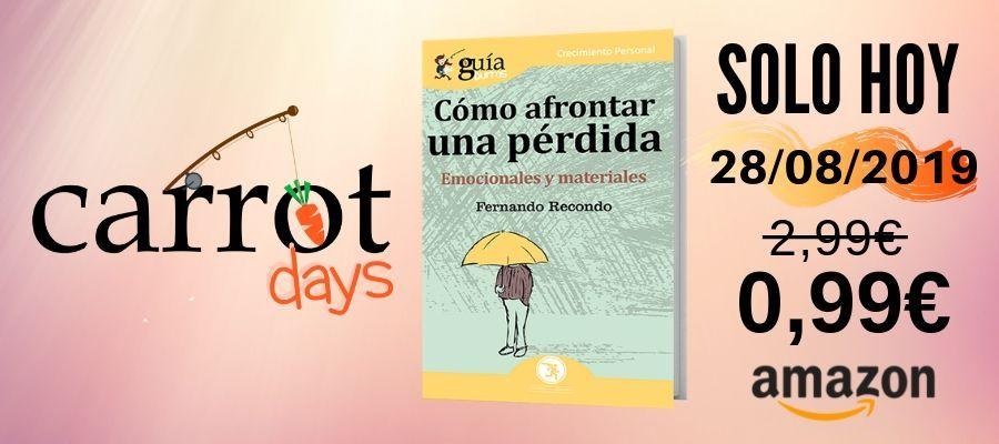 La versión digital del «GuíaBurros: Cómo afrontar una pérdida» a 0,99€ en Amazon
