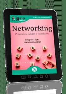 GuíaBurros Networking. Propósitos, valores y cualidades.