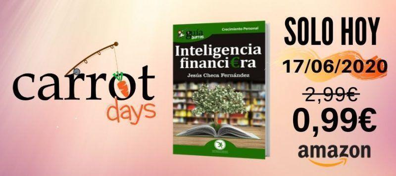 La versión digital del «GuíaBurros: Inteligencia Financiera» a 0,99€ en Amazon
